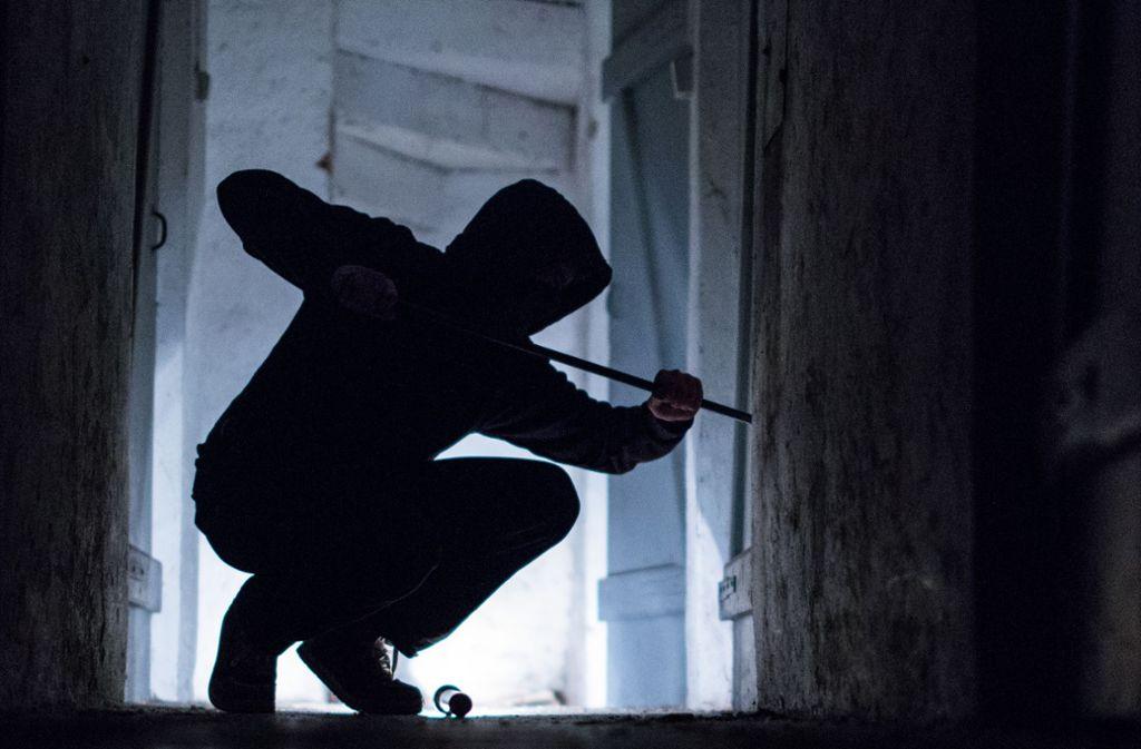 Einer der Einbrecher hat es der Polizei leicht gemacht  und eine Schülermonatskarte als Visitenkarte am Tatort hinterlegt. Foto: picture alliance/dpa/Silas Stein