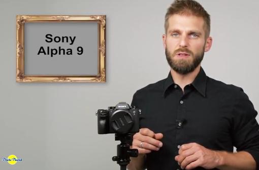 Hannes testet die Sony Alpha 9