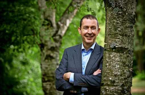 Bernhard Mellert ist neuer Bezirksvorsteher