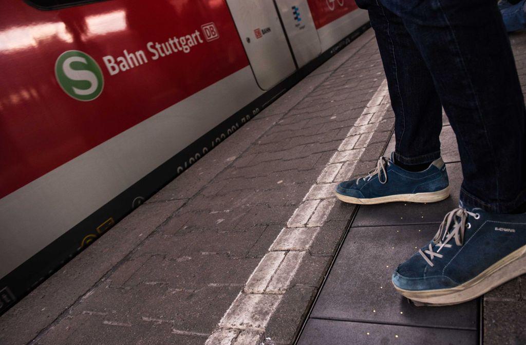 Bahnreisende müssen am Wochenende in Stuttgart mit Fahrplanabweichungen rechnen. Foto: Lichtgut/Max Kovalenko