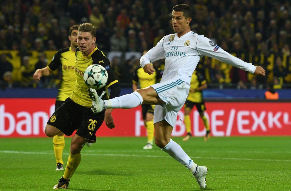 Cristiano Ronaldo hat für Real Madrid gleich zwei Mal getroffen. Foto: AFP