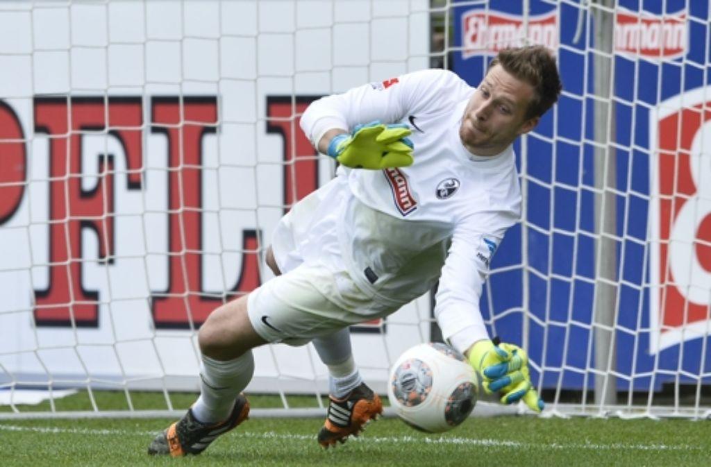 Der Wechsel des 23 Jahre alten Oliver Baumanns nach Hoffenheim ist wohl perfekt Foto: Bongarts