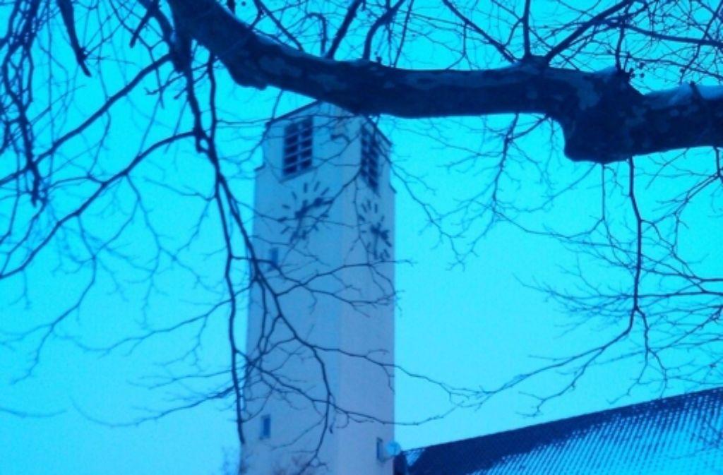 Manch Anwohner stört sich daran, dass die Kirchenglocken der Martin-Luther-Kirche schon früh morgens die Zeit mit einem Glockenschlag anzeigen. Foto: Cedric Rehman