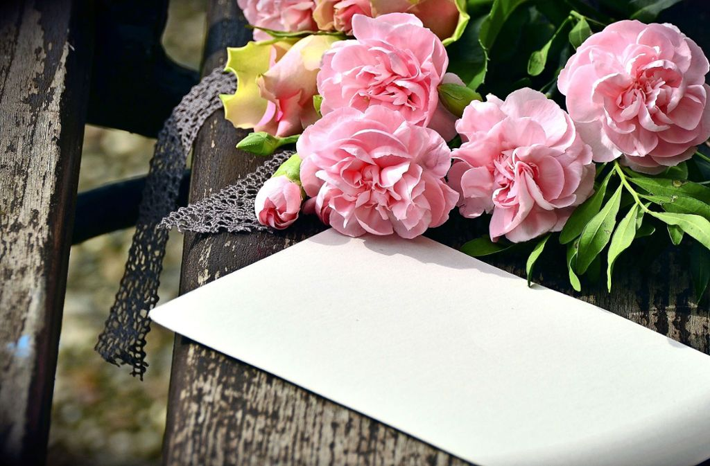 Wie heißt es so schön? Blumen sagen mehr als tausend Worte... Foto: pixabay