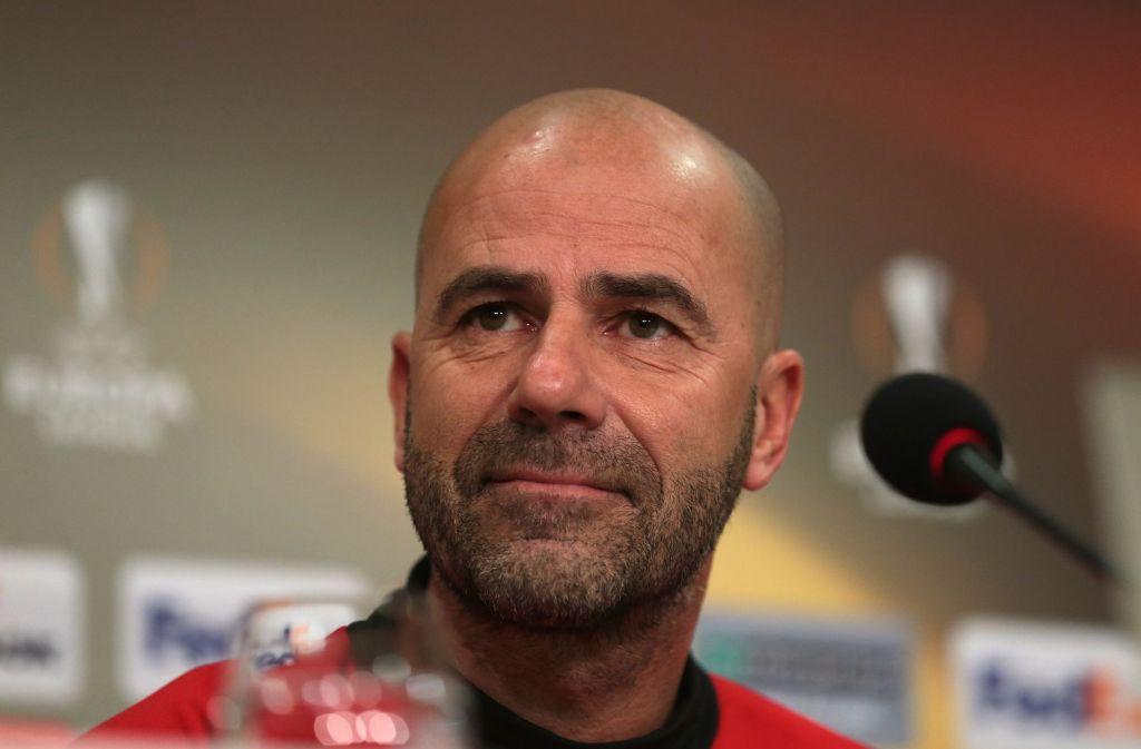 Dortmund hat Interesse an dem bisherigen Ajax-Coach Peter Bosz. Foto: dpa