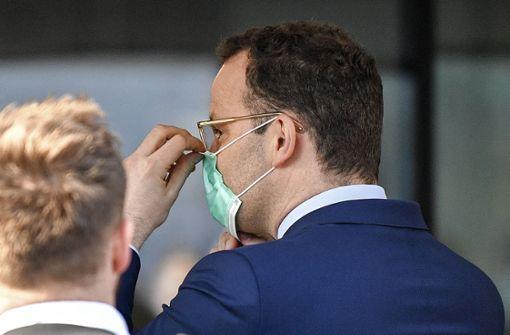 Warum es vorerst keine Maskenpflicht in Deutschland gibt