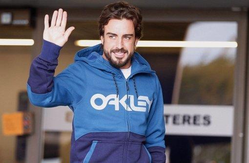 Alonsos Unfall – das große Mysterium