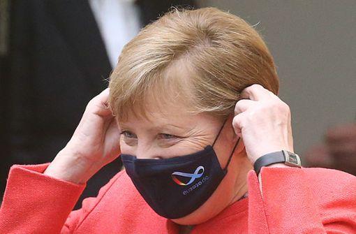 Merkel wirbt für lokale Ausreiseverbote aus Corona-Regionen
