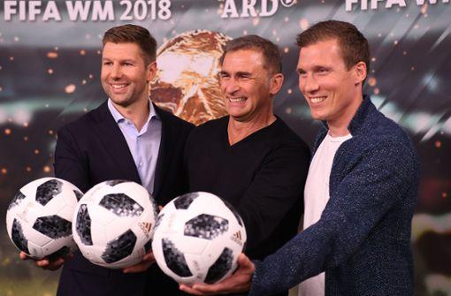 TV-Arbeit im Stuttgarter Takt