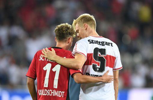 """""""Ein Spiel, das der VfB vor einem halben Jahr gewonnen hätte"""""""