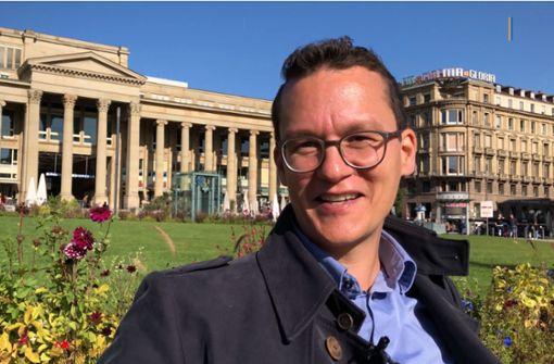 Was halten Stuttgarter vom Klimastreik