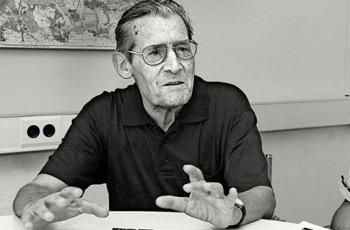 Padre Max ist gestorben