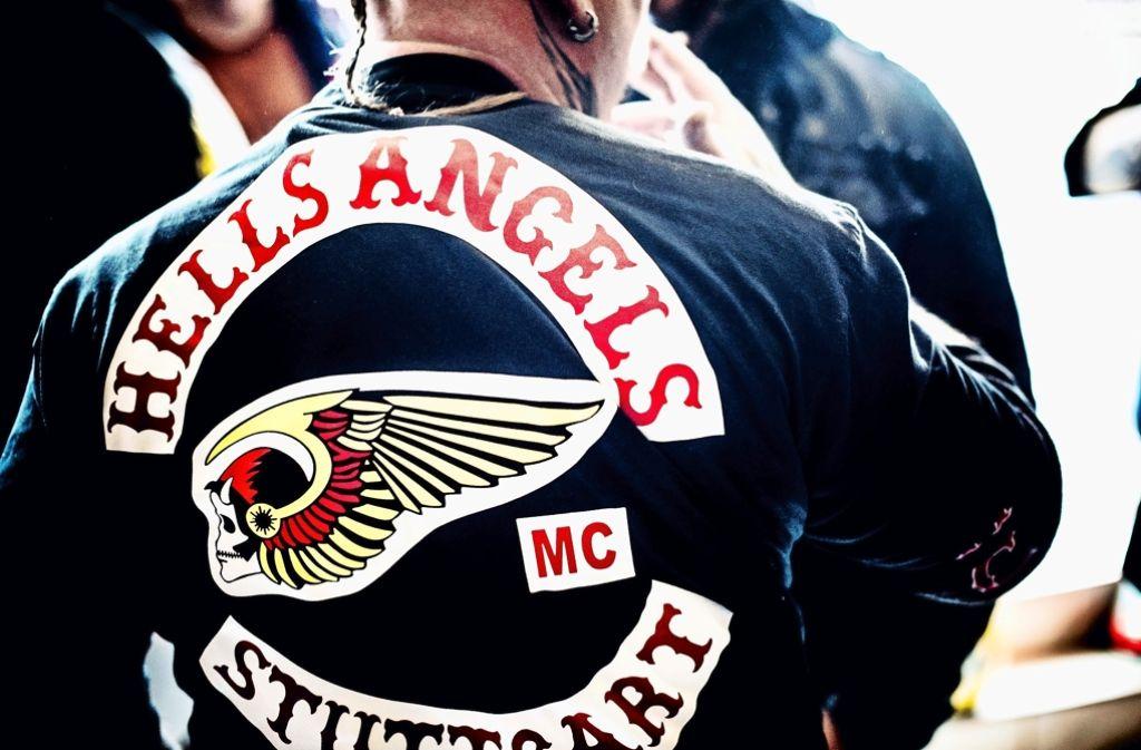 Die Stuttgarter Hells Angels fühlen sich wegen des Kuttenverbots schikaniert. Foto: Lichtgut/Max Kovalenko