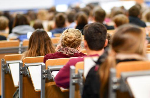 Gebühren für internationale Studenten kommen