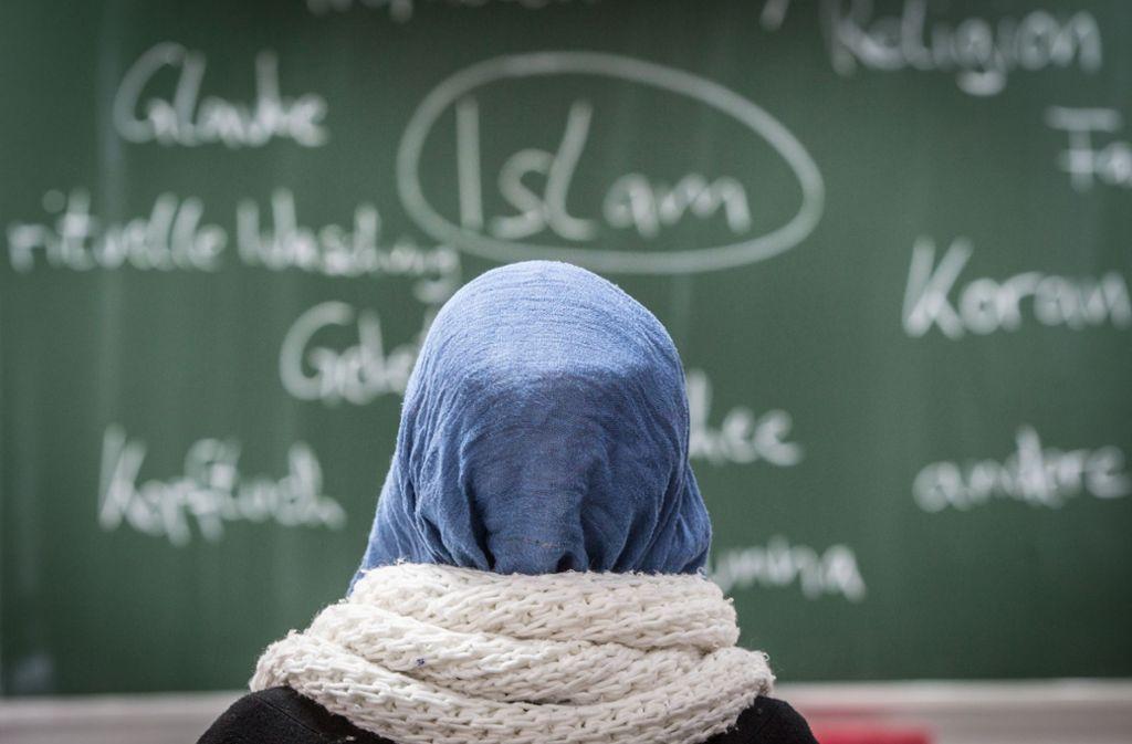 Baden-Württemberg gründet eine Stiftung für islamischen Religionsunterricht. (Symbolbild) Foto: dpa