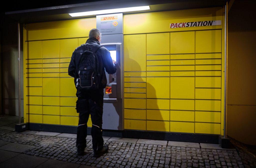 Ist an Packstationen Vorsicht geboten? Foto: Lichtgut/Achim Zweygarth