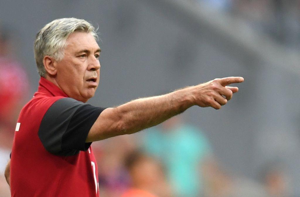 Eher Lebemann als Asket: der neue Bayern-Trainer Carlo Ancelotti Foto: dpa