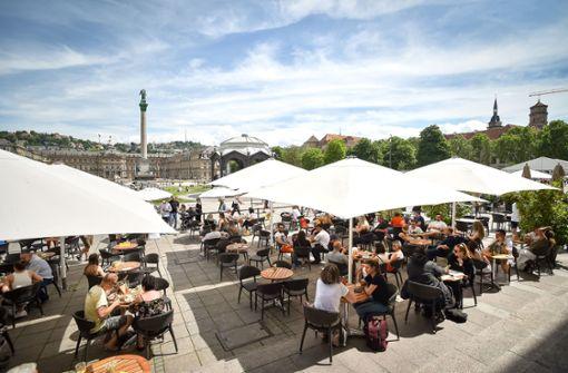 Für diese Orte und Aktivitäten  entfällt  in Stuttgart die Testpflicht
