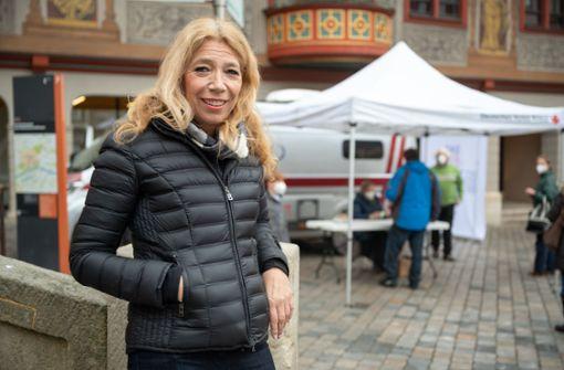 Tübinger Notärztin Lisa Federle warnt vor Risiken der Laientests