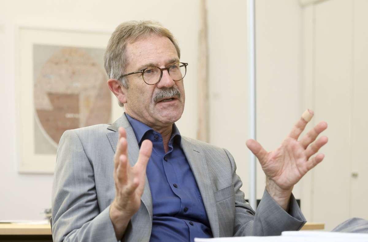 Konrad Seigfried ist seit 2006 Erster Bürgermeister in Ludwigsburg. Foto: factum/Weise/Simon Granville/factum