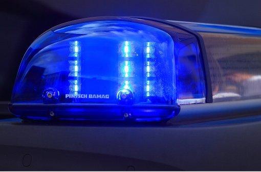 Polizei stoppt Rollstuhlfahrer kurz vor der Autobahn