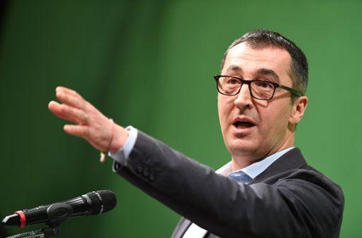 Cem Özdemir will nicht für Stuttgarter OB-Amt kandidieren