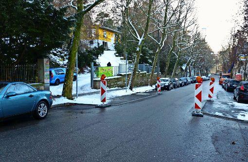 Mehr Sicherheit an der Etzelstraße