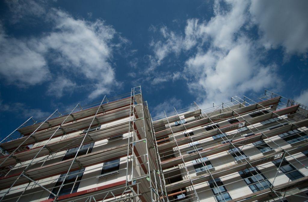 In Stuttgart wird darüber diskutiert, ob neue Gebiete für den Wohnungsbau ausgewiesen werden sollen. Foto: dpa