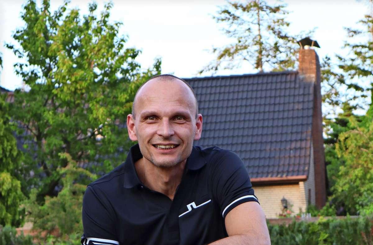 Holger Kimmich in seiner neuen Heimat: Der Schwabe lebt mit seiner Familie in Cuxhaven an der Nordsee. Foto: Privat