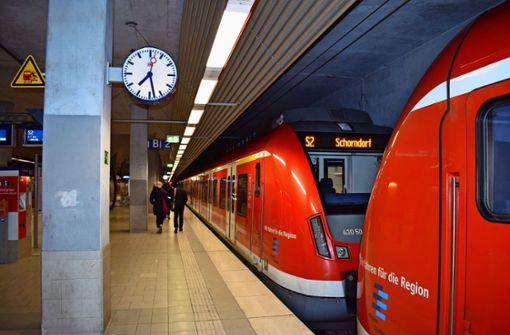 Stehen sich  zwei S-Bahn-Projekte im Weg?