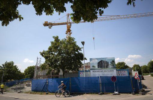 Stadt will Moschee-Projekt neu verhandeln