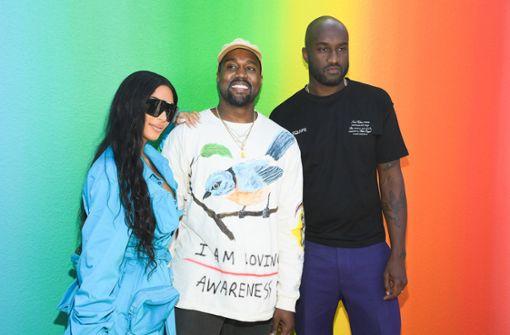 Kanye West zeigt Gefühle