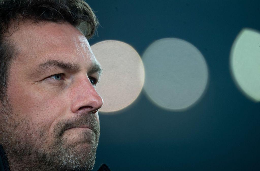 Markus Weinzierl bleibt Trainer des VfB Stuttgart. Foto: dpa