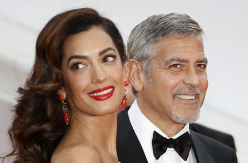 Kriselt es zwischen George und Amal Clooney?