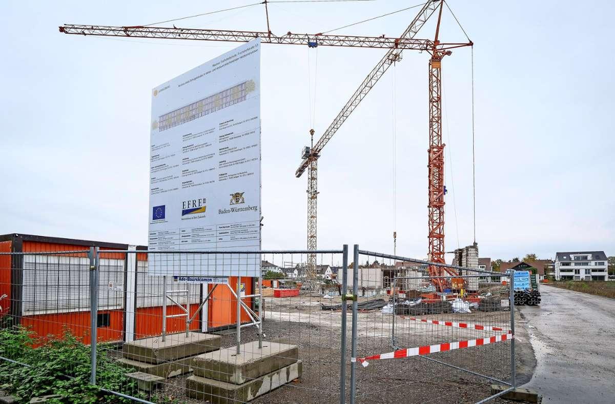 Ludwigsburg will, wie hier am Fuchshof, weiter in Schulen und Kindergärten  investieren – trotz Löchern im Haushalt. Foto: factum/Granville
