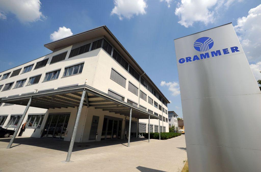 Der Machtkampf steht vor seinem  Höhepunkt: Bei Grammer in Amberg kommt es am Mittwoch wohl zum Showdown. Foto: dpa