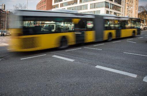 Hilflos gegen Grabscher im Linienbus