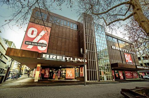 Kommt ins  leer stehende Breitling-Haus wirklich ein Tourismuszentrum?
