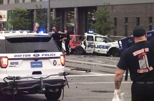 Karambolage mit geklautem Polizeiauto – zwei Kinder sterben