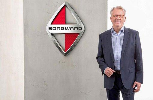 Ex-Daimler-Manager wird neuer CEO
