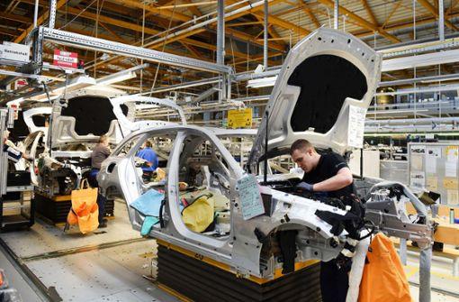 Daimler weitet die Kurzarbeit aus
