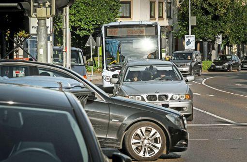 Der Dieselgipfel erreicht die Kleinstadt