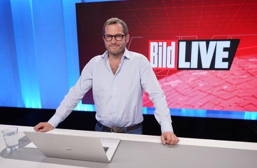 """Axel Springer entbindet """"Bild""""-Chefredakteur von Aufgaben"""