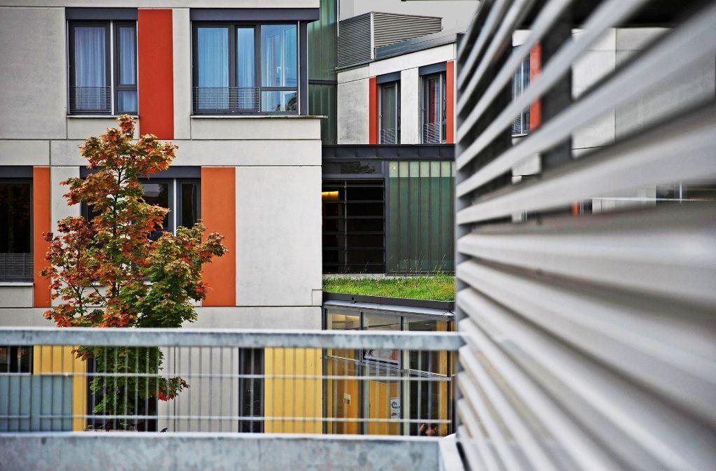 Die Klinikschließung  in Schorndorf steht nicht mehr zur Debatte, ein Ausbau  des Krankenhauses ist jedoch unsicher. Foto: Gottfried Stoppel