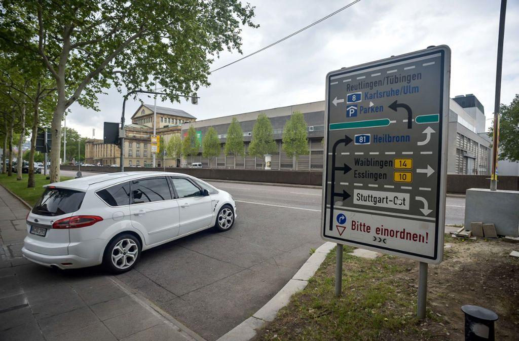 Alles klar? Stuttgarts Verkehr ist nicht immer ganz einfach Foto: Lichtgut/Max Kovalenko