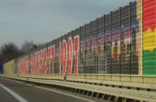 Autobahn-Sprayer werden kaum mehr ausgebremst