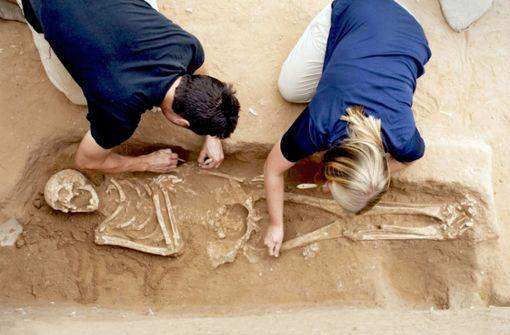 Was Archäologen  über David und Goliath wissen