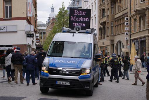 Newsblog: Polizei kontrolliert in der Nacht verstärkt