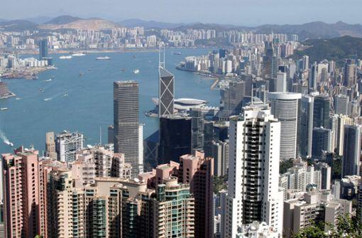 Unbekannter zahlt knapp 900000 Euro für Parkplatz in Hongkong
