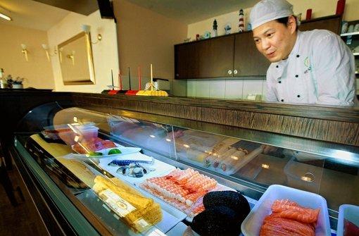 Jeder kann Mitglied im Sushi-Club werden